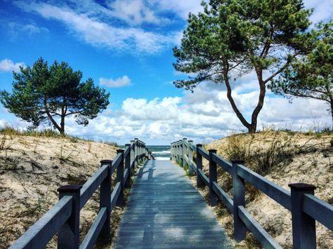 Kurztrip an die Ostsee. #Ostsee #Bansin #Strand #travel #germany #deutschland #ger #beach #sand