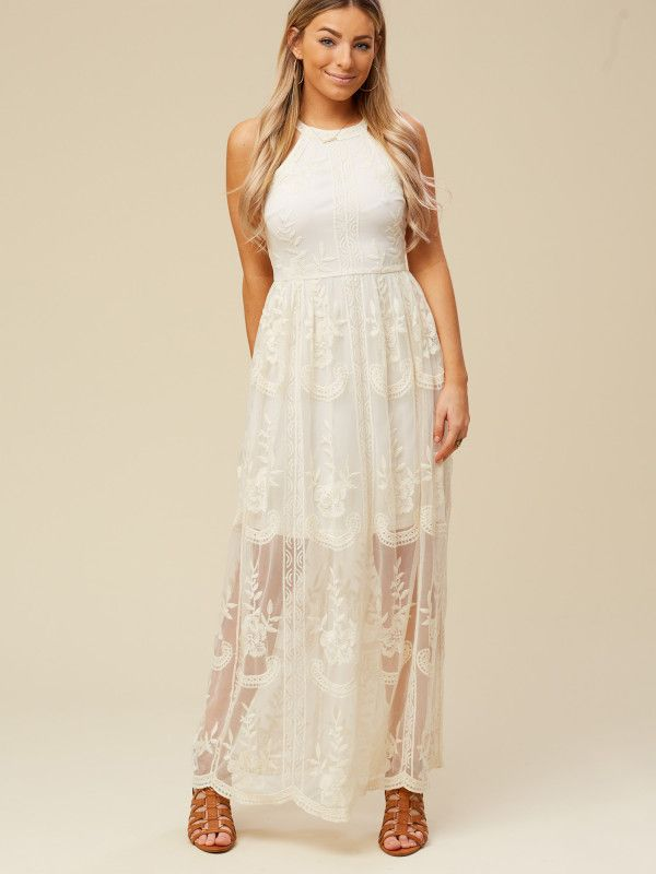 Altar d State Onawei Maxi Dress - Dresses - Apparel - Also in Blush color 994d93b41