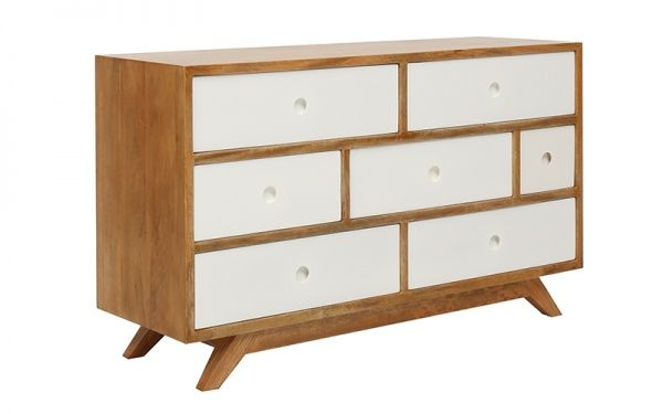 AVOCA BUFFET SMALL MANGOWOOD CLEAR LACQUER | OZ Design Furniture & Homewares