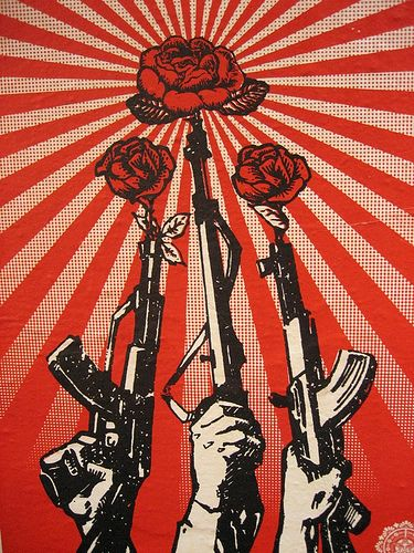 Obey by Mark_McClure, via Flickr