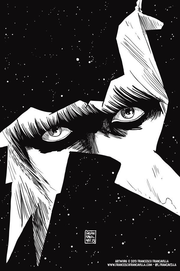 Blade Runner by Francesco Francavilla