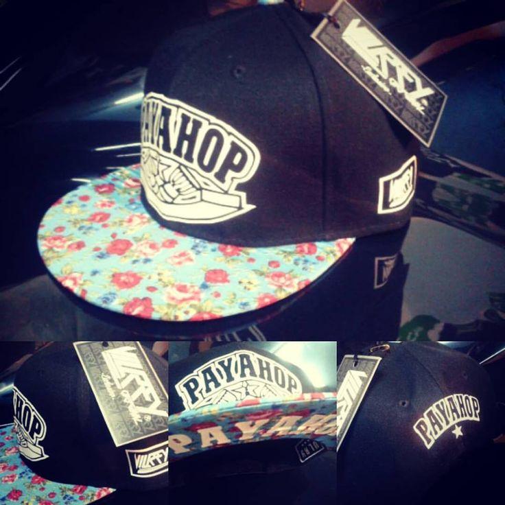 #gorras #vilrey #payahop #floreado