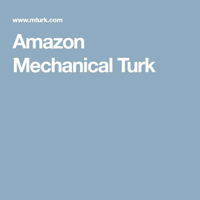 Best 25+ Amazon mechanical turk ideas on Pinterest Mechanical - humint collector sample resume