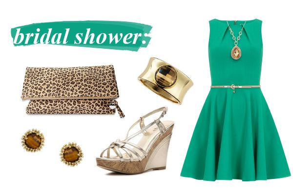 What To Wear To A Bridal Shower A Girl Can Dream