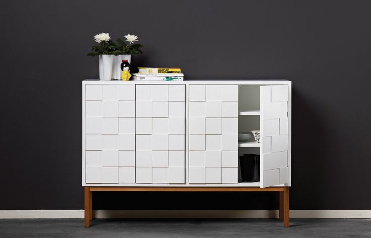 BRAND NEW at Tempo Berlin (http://www.tempoberlin.com) - this wonderful side board by Swedish manufacturers A2 design. We are in love!