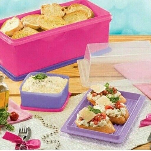 Set Tupperware en Venta Venezuela