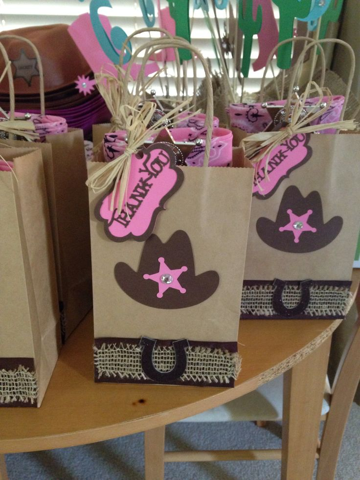 Girls thank you goodie bag sheriff callie ava 39 s - Ideas decoracion cumpleanos nina ...