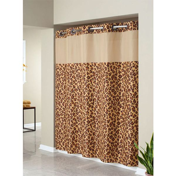 1000 Ideas About Hookless Shower Curtain On Pinterest Small Bathroom Decorating Guest