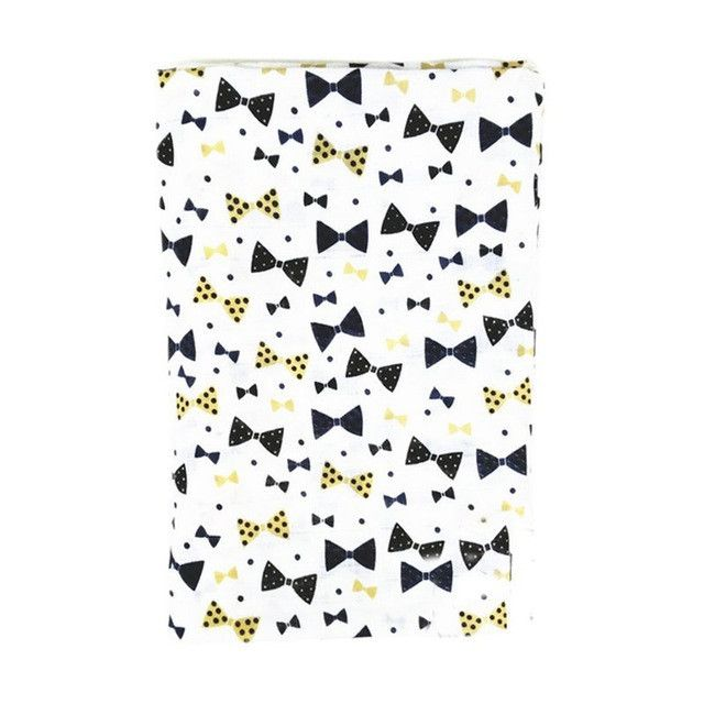 Mountain Animal Prints Bamboo Fiber Baby Swaddle Wrap