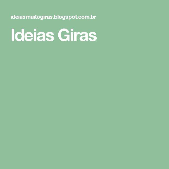 Ideias Giras