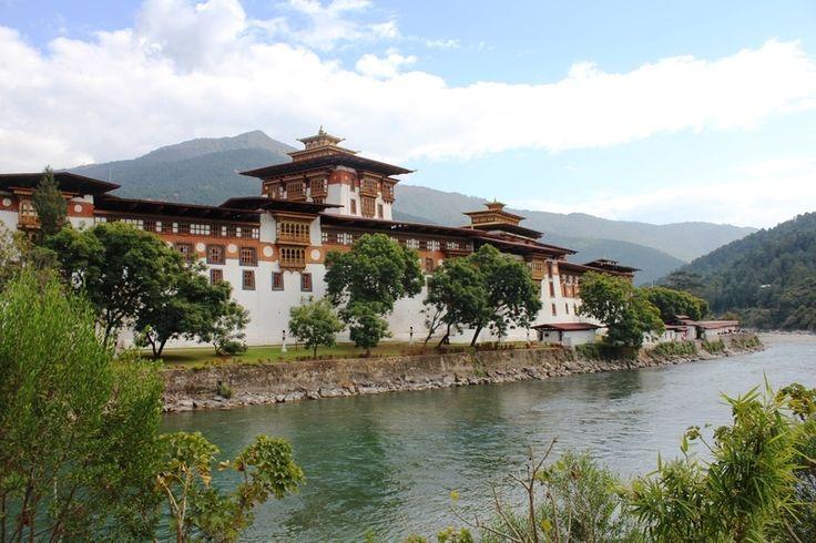A világ tetején a Himalája övezte országokban