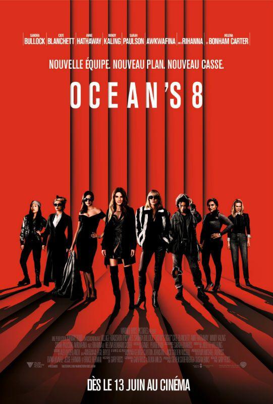 Ocean S 8 Pelicula Completa En Español Latino Hd Eight Movie Ocean S Eight Ocean 8 Movie