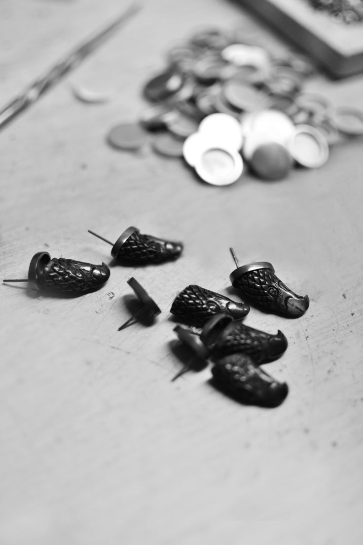Handmade earrings from BALI collection coming soon!