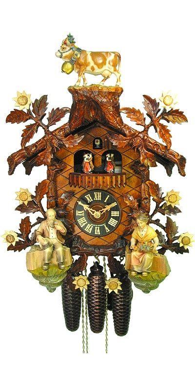 Cuckoo Clock, Black Forest, Germany