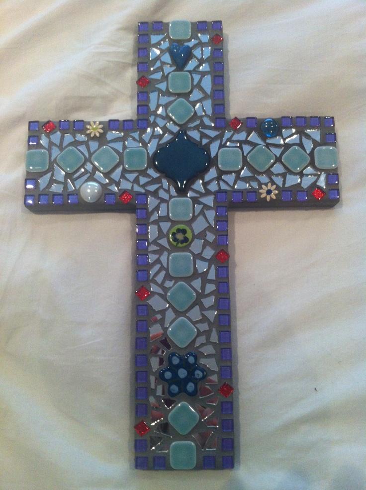 Mosaic cross