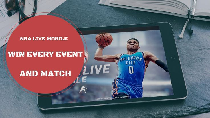 How To Exploit NBA Live Mobile Glitch To Win All Events And Matches