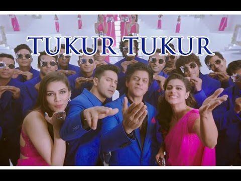 Tukur Tukur FULL VIDEO Song | Dilwale 2015 | Shahrukh Khan & Kajol | Var...