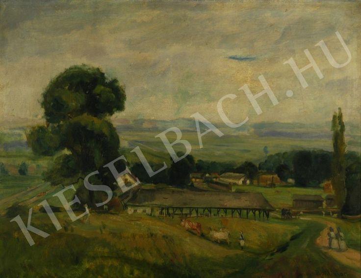Farm - Landscape - István Boldizsár