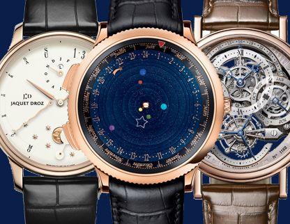 Estos son los relojes que miden el paso de días, meses años... ¡incluso órbitas!