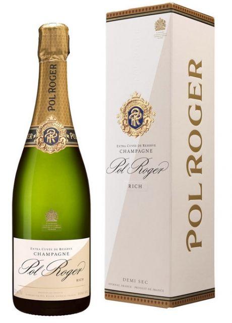 Pol Roger Rich Non-Vintage – Pol Roger Champagne
