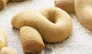 ~Biscoitos are very popular and traditional Portuguese butter cookies~   They are one of the best treats in Portuguese dessert making. Simple a...