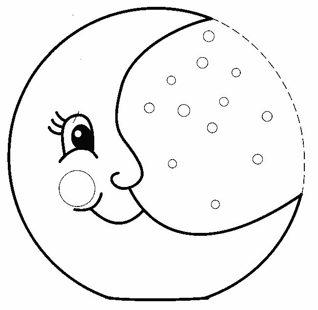 Sun Earth Moon Printables Coloring Pages KidsfreecoloringNet Free