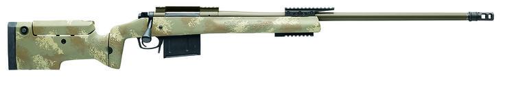 Kimber 3000770 Advanced Tactical II .300 Winchester Magnum Rifle - Botach