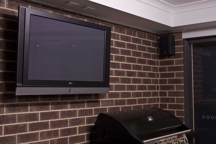 Alfresco TV Supplied and Installed by the Team @ Macktronix ALbury Wodonga.