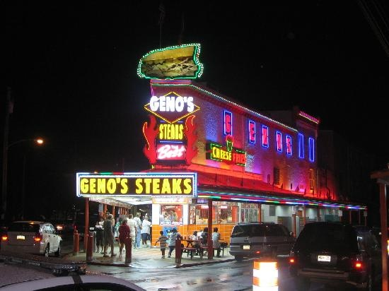 Geno's Steaks - South Phlly