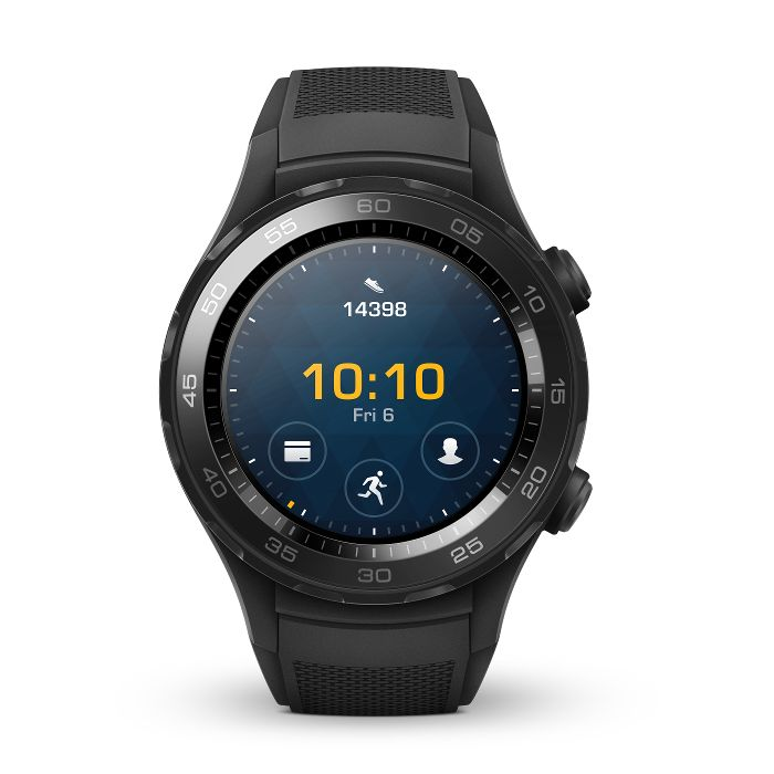 Apercu Image 3 Huawei Montre connectée Huawei Watch 2 Sport Noir