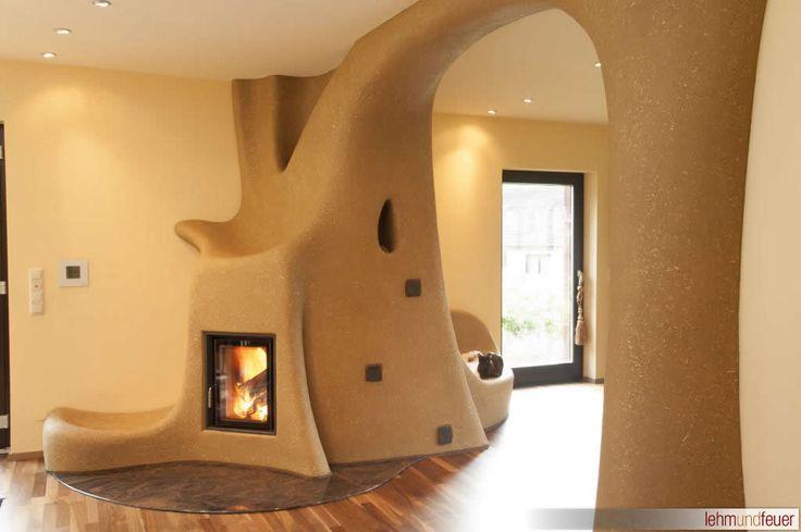 die besten 25 lehmputz ideen auf pinterest streichputz innen graue strukturierte tapete und. Black Bedroom Furniture Sets. Home Design Ideas