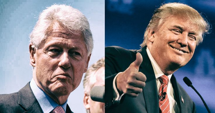 Bill Clinton's Victims Defend Donald Trump After Lewd Remarks Surface » Alex Jones' Infowars: There's a war on for your mind!