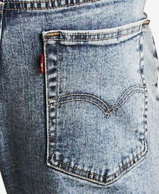 Levi's Men's 510 Skinny Fit Jeans - Black 31x32