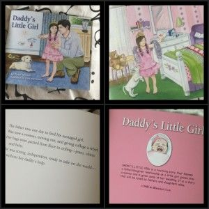 Daddy's Little Girl ~ What I'm Reading Now #giveaway