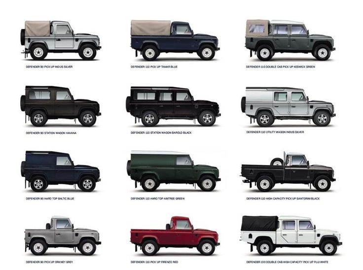 "abiasedcut: "" The Land Rover Defender Double Cab Pick Up. 27 models from which to choose, all safari-ready. """