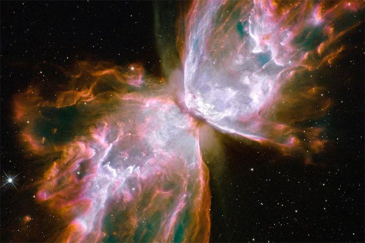Schmetterlings-Nebel (NGC 6302)
