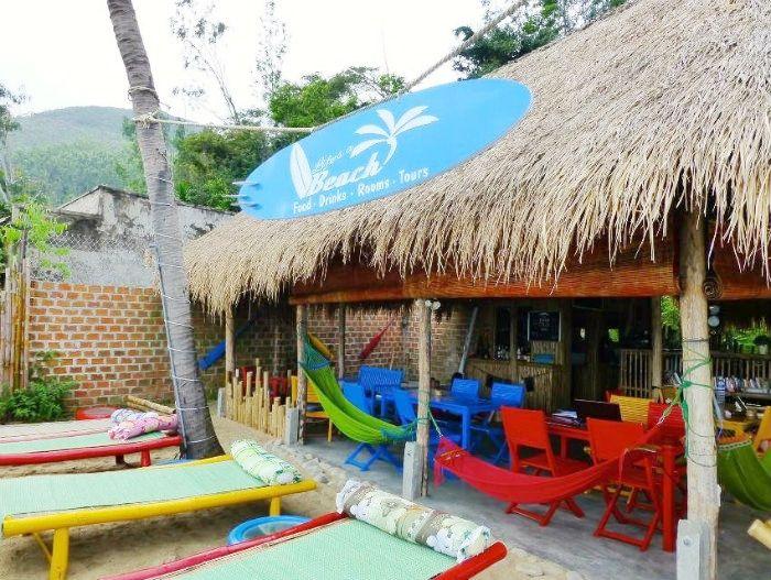 5 điểm cắm trại trên bãi biển đẹp nhất Việt Nam