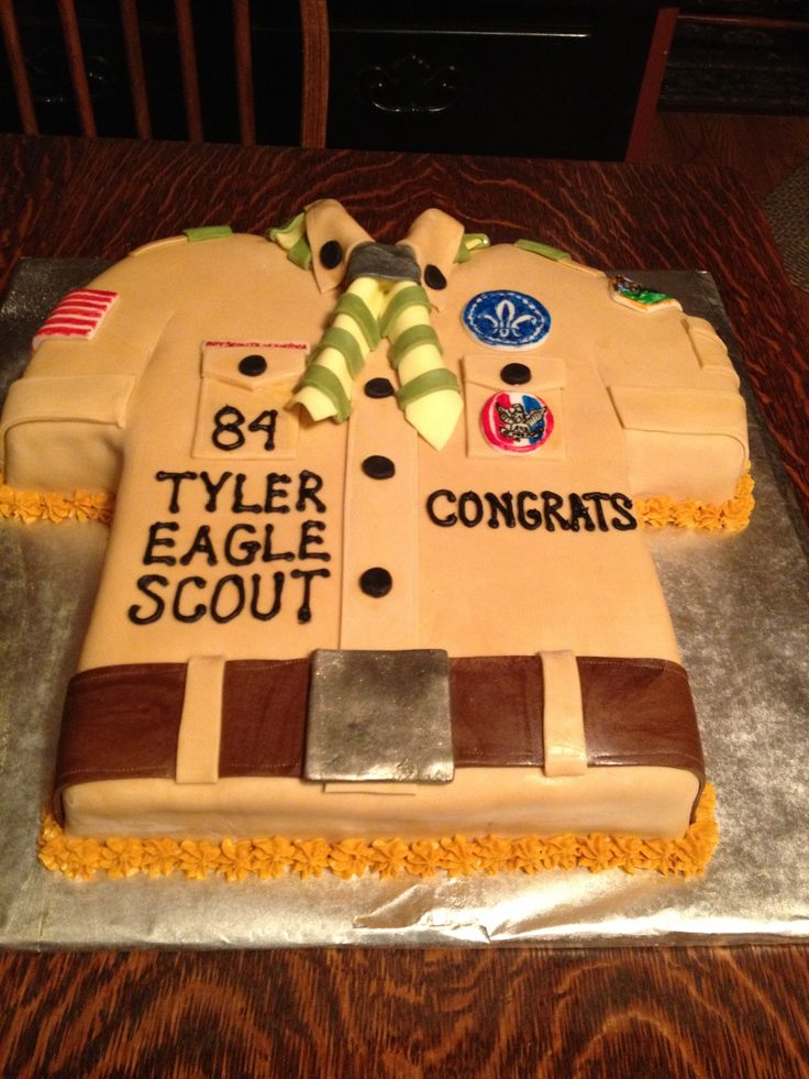 Cake Ideas For Boy Scouts : 17 Best ideas about Eagle Scout Ceremony on Pinterest ...
