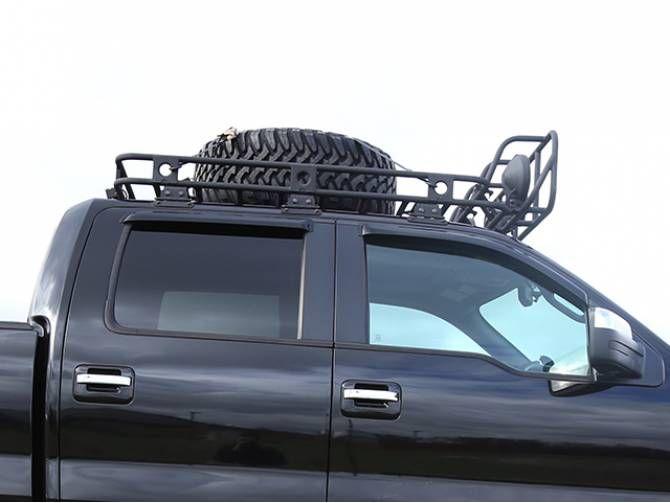 Https Www Realtruck Com Smittybilt Defender Roof Rack Truck Roof Rack Roof Rack Truck Cargo Rack