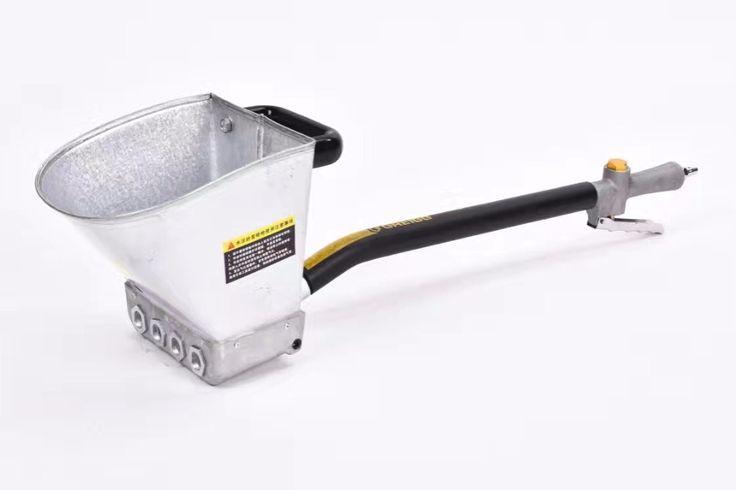 Portable Construction outil Mortier pulvérisateur Air pulvérisateur En Stuc Plâtre pulvérisateur Ciment pulvérisateur pistolet pistolet à trémie Mur Plâtrage