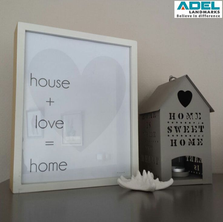 Family makes the house a Home! #home #residence #love #adellandmarks #adellandmarkslimited #property #realestate