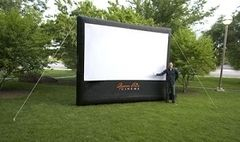 Inflatable Movie Screen Rental