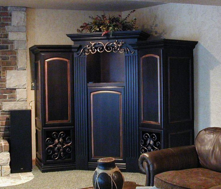 Entertainment Center | WoodShop Artisans