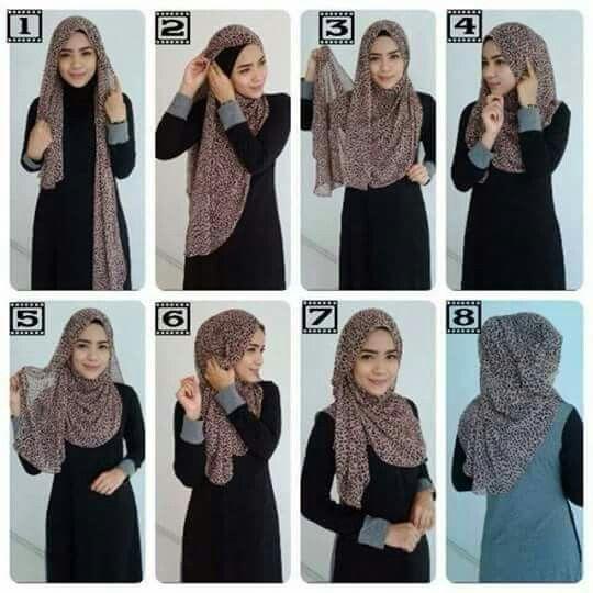 #tutorial #hijab