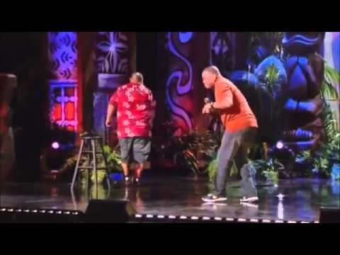SPECIAL!!! Aloha Fluffy Gabriel Iglesias Live from Hawaii Part 6
