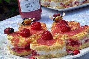 Inimioare zmeurate - Culinar.ro