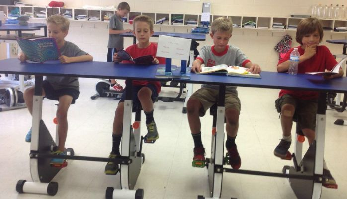 The 1st Fully Kinesthetic Classroom in the USA is continuing to make waves in education!!! Charleston, SC