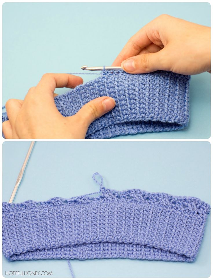 Cabled Slouchy Beanie Crochet Tutorial