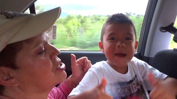 Paseo a La Marina( La Niña Consentida) Corregimiento de Tuluà - Video de...