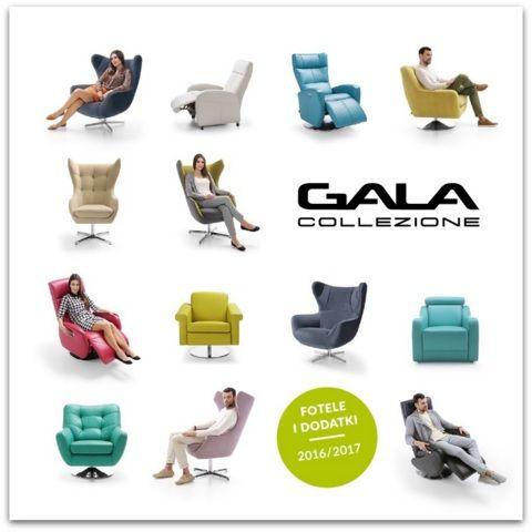 """Elektryczne i uszate, małe, duże i puchate - takie są fotele Gala Collezione. Poznaj je i stwórz w swoim salonie """"Twoją Strefę Relaksu""""."""